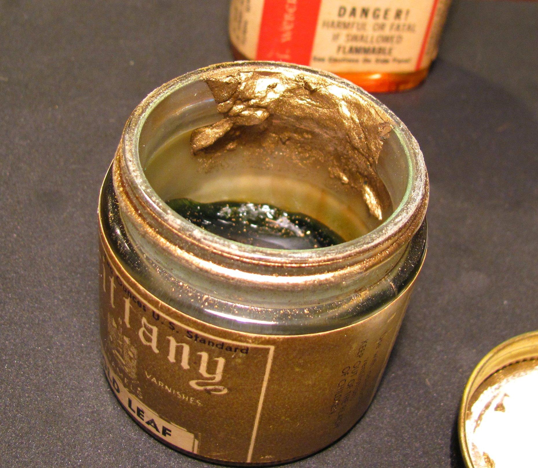 Liquid Gold Leaf Collectors Universe