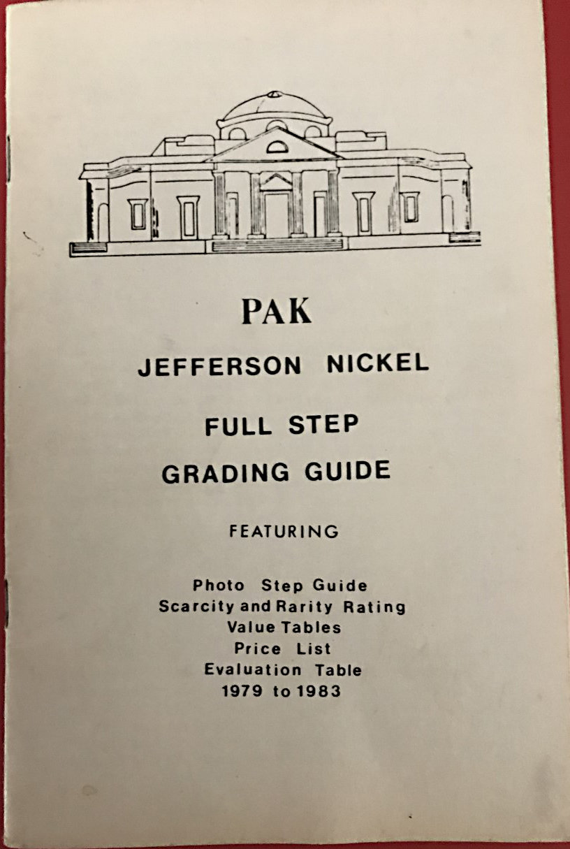 Grading Full Step Jefferson Nickels - Then and Now