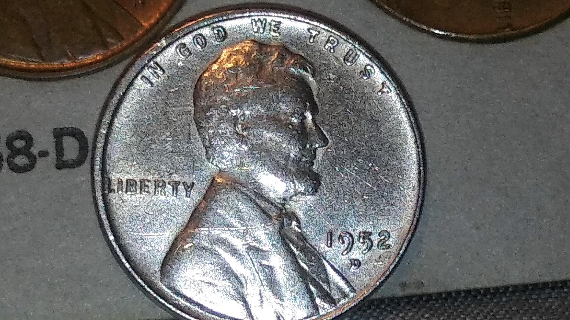 1952 D Silver Penny Collectors Universe