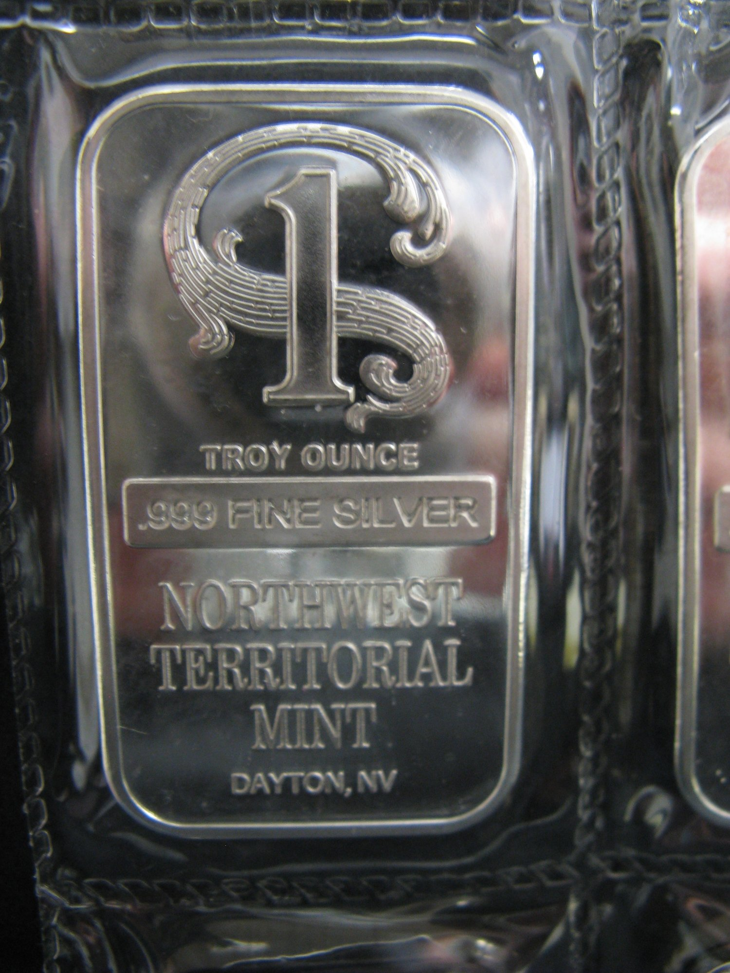 Nwt 1 Oz Silver Bars