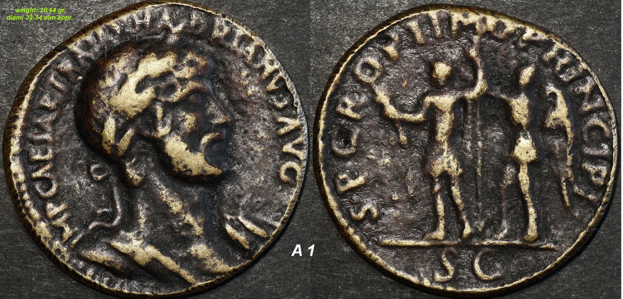 3 ancient coins, please help identify — Collectors Universe