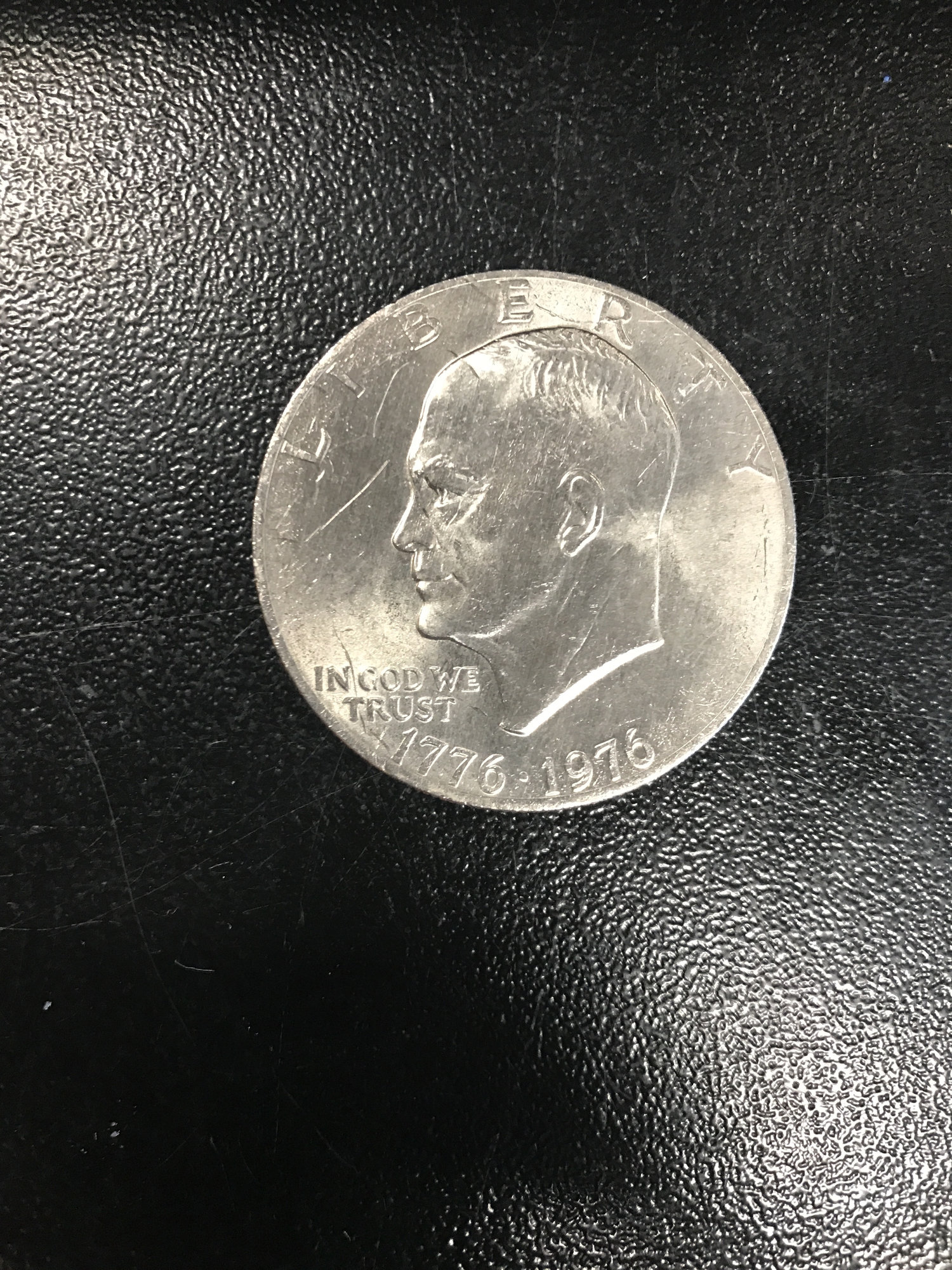 1776 1976 Eisenhower Dollar Coin Type 2 No Mint Mark Collectors Universe,Soy Cheesecake