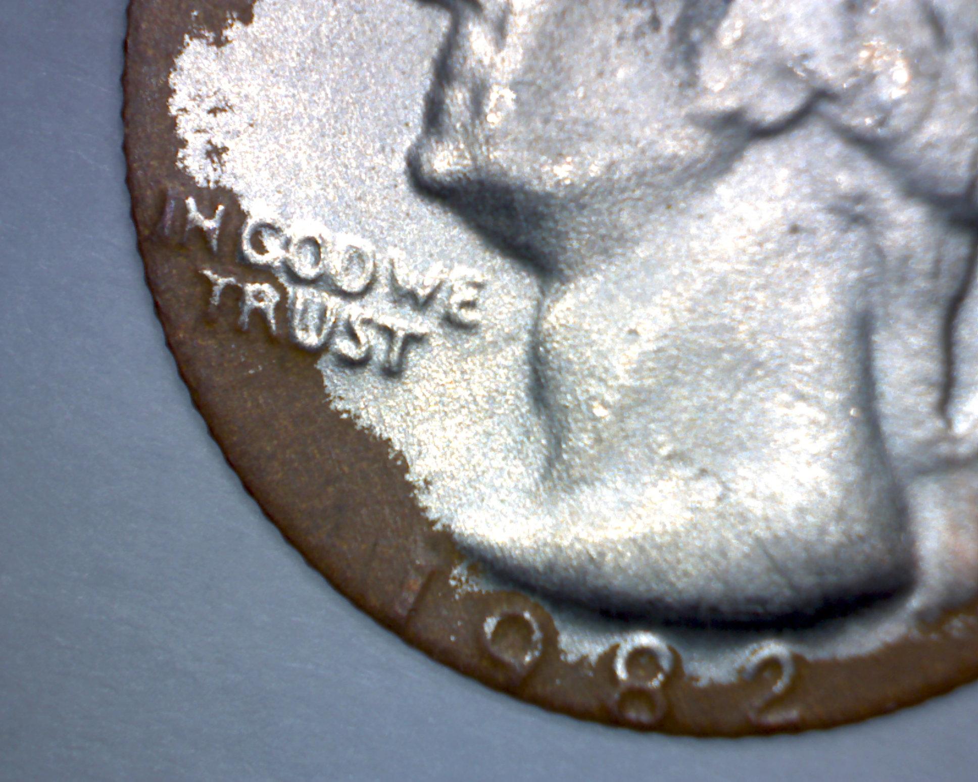 quarter coin case