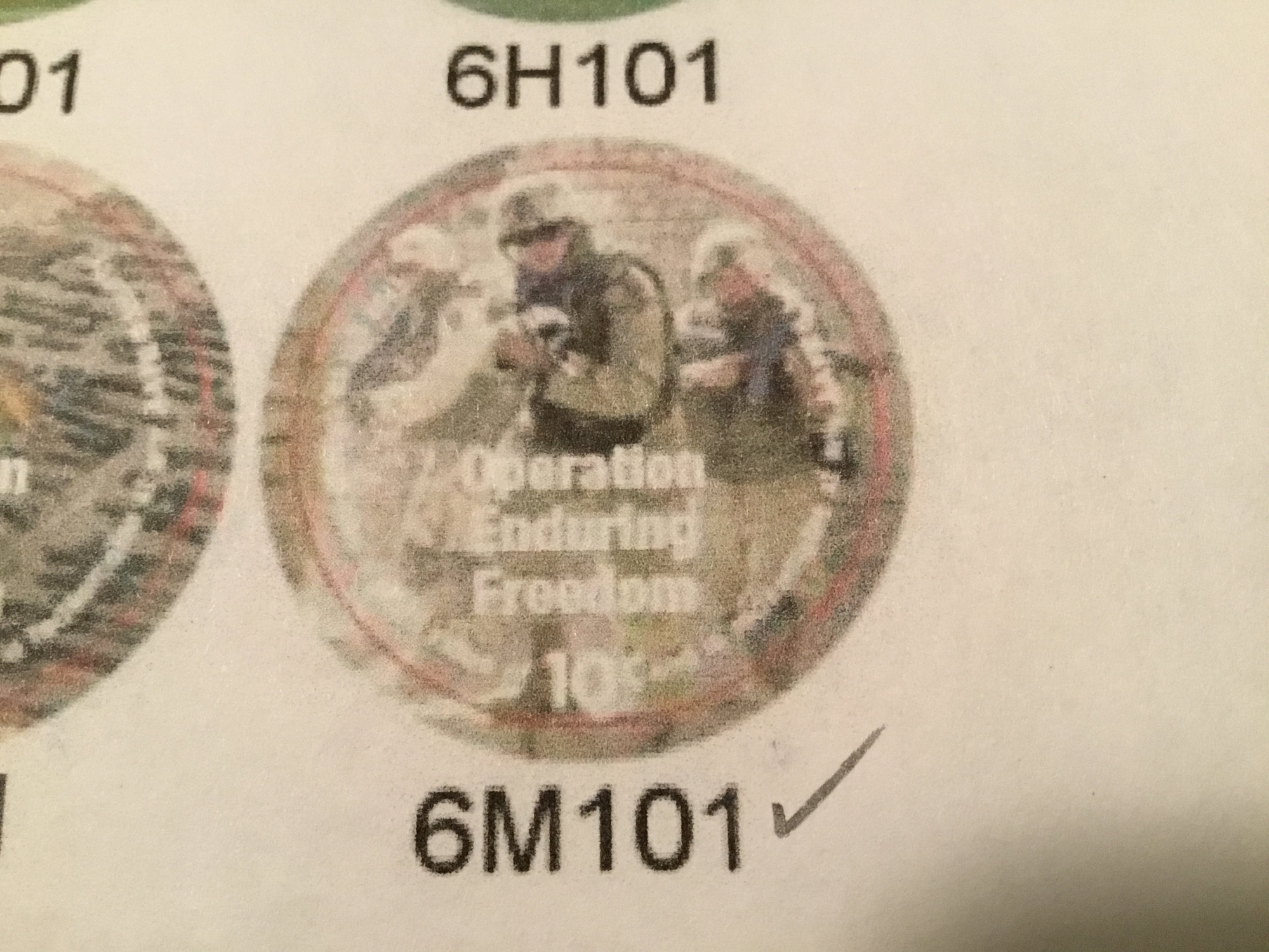AAFES POGS More Scare than MPC's — Collectors Universe