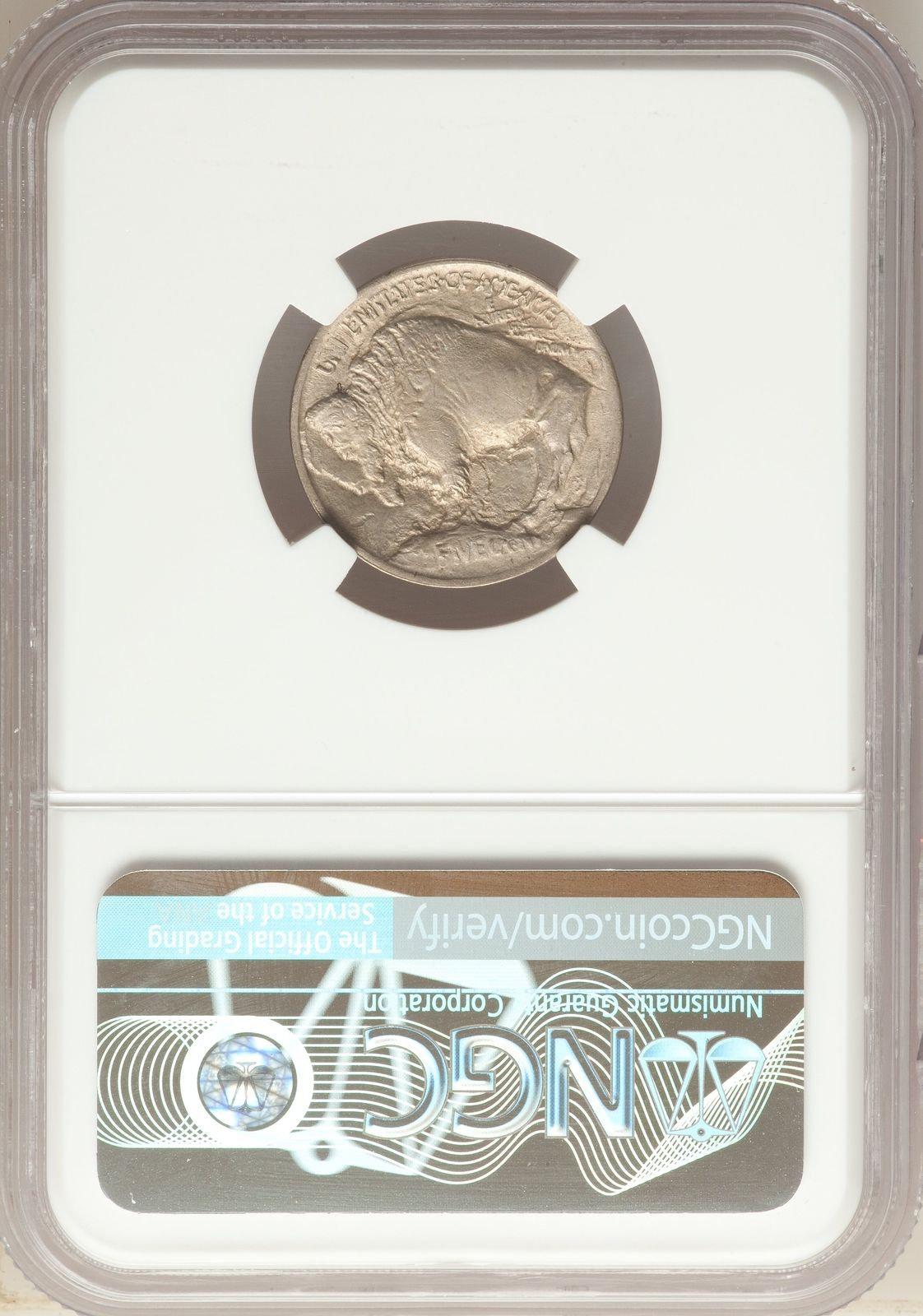 VERY Interesting 1913 type one buffalo nickel for sale on eBay