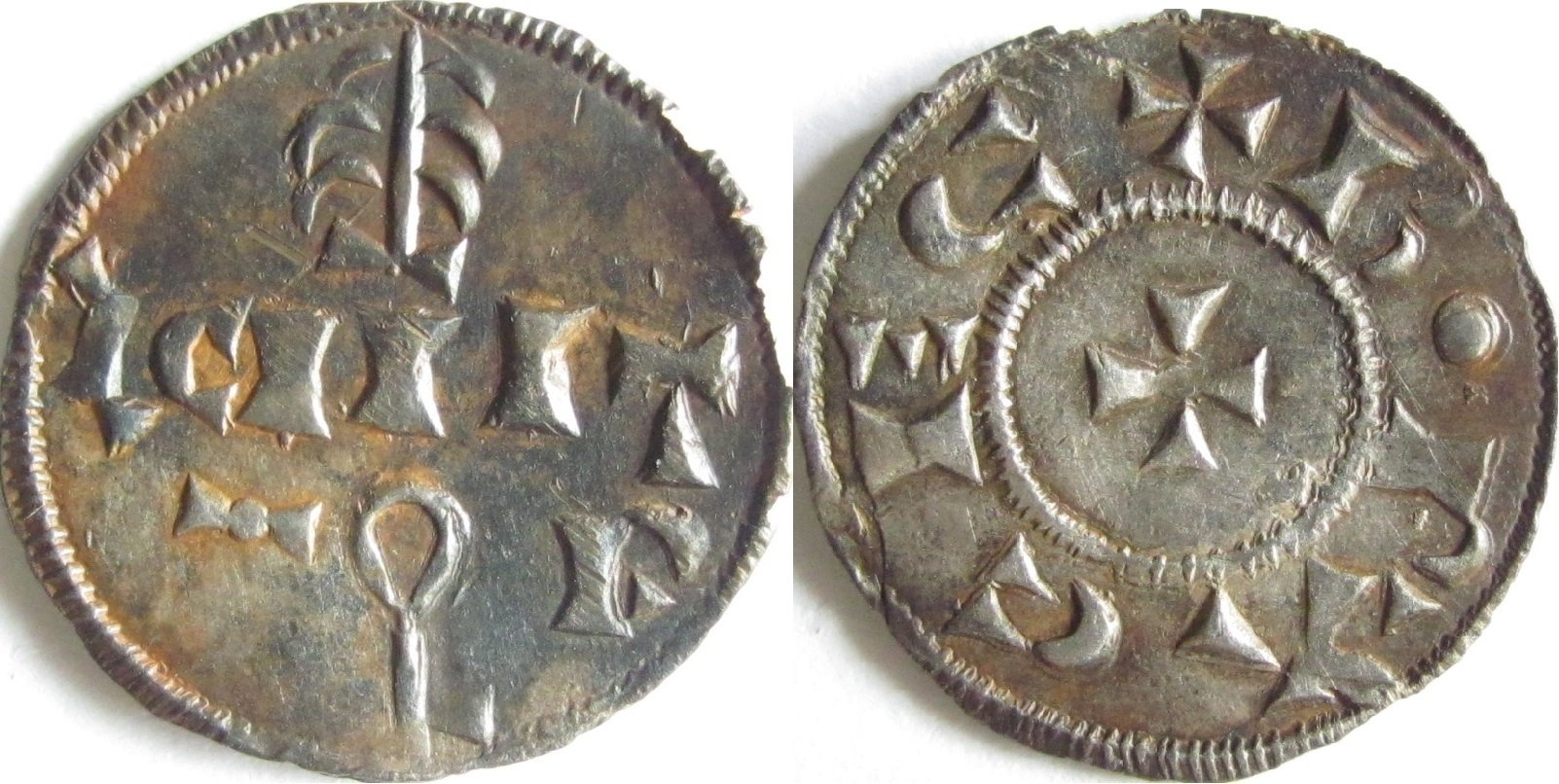 A few new british anglo saxon coins collectors universe a viking penny in the name of st peter patron saint of the city of york viking coinage in york began at around the start of the 10th century with a buycottarizona Images