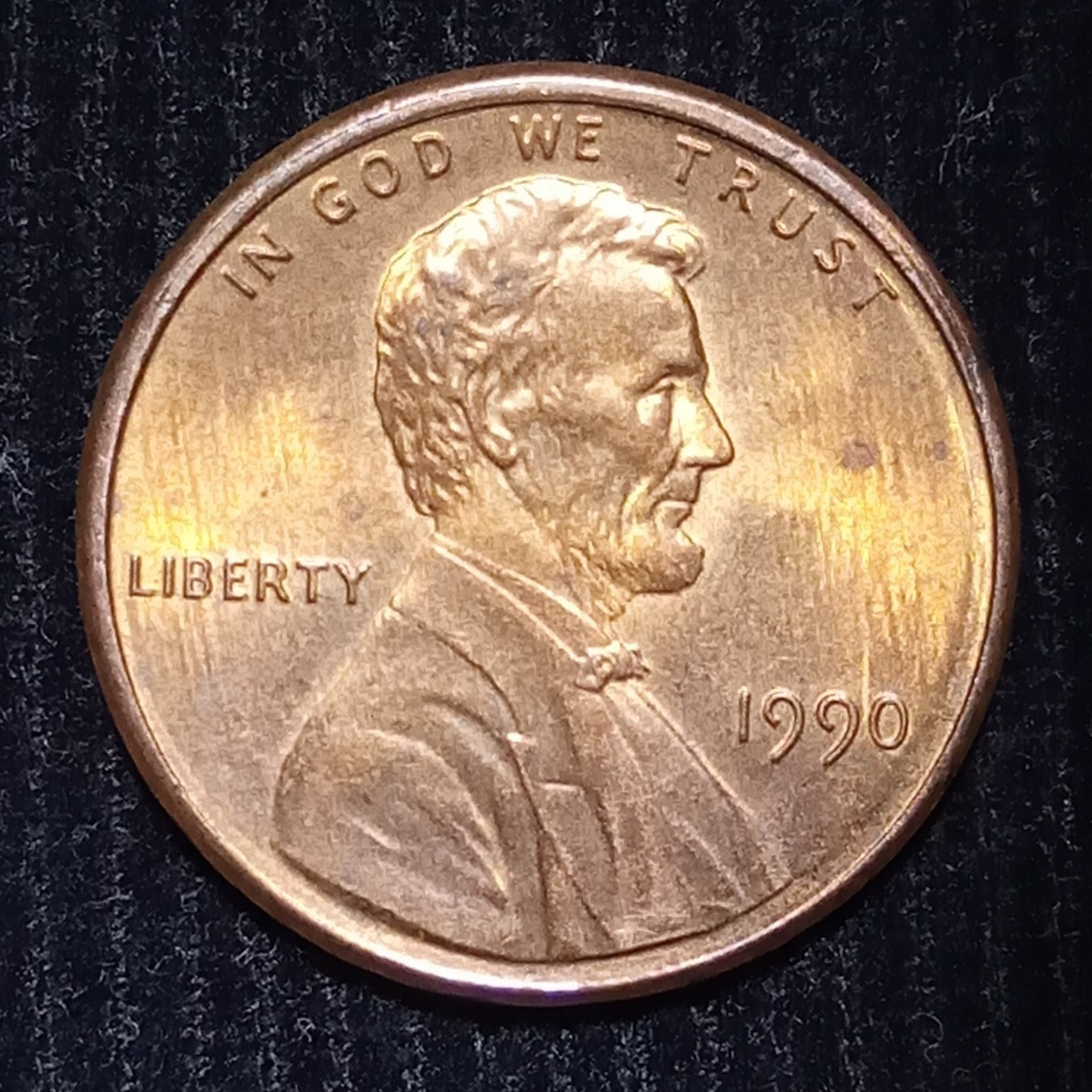 1990 proof penny? — Collectors Universe