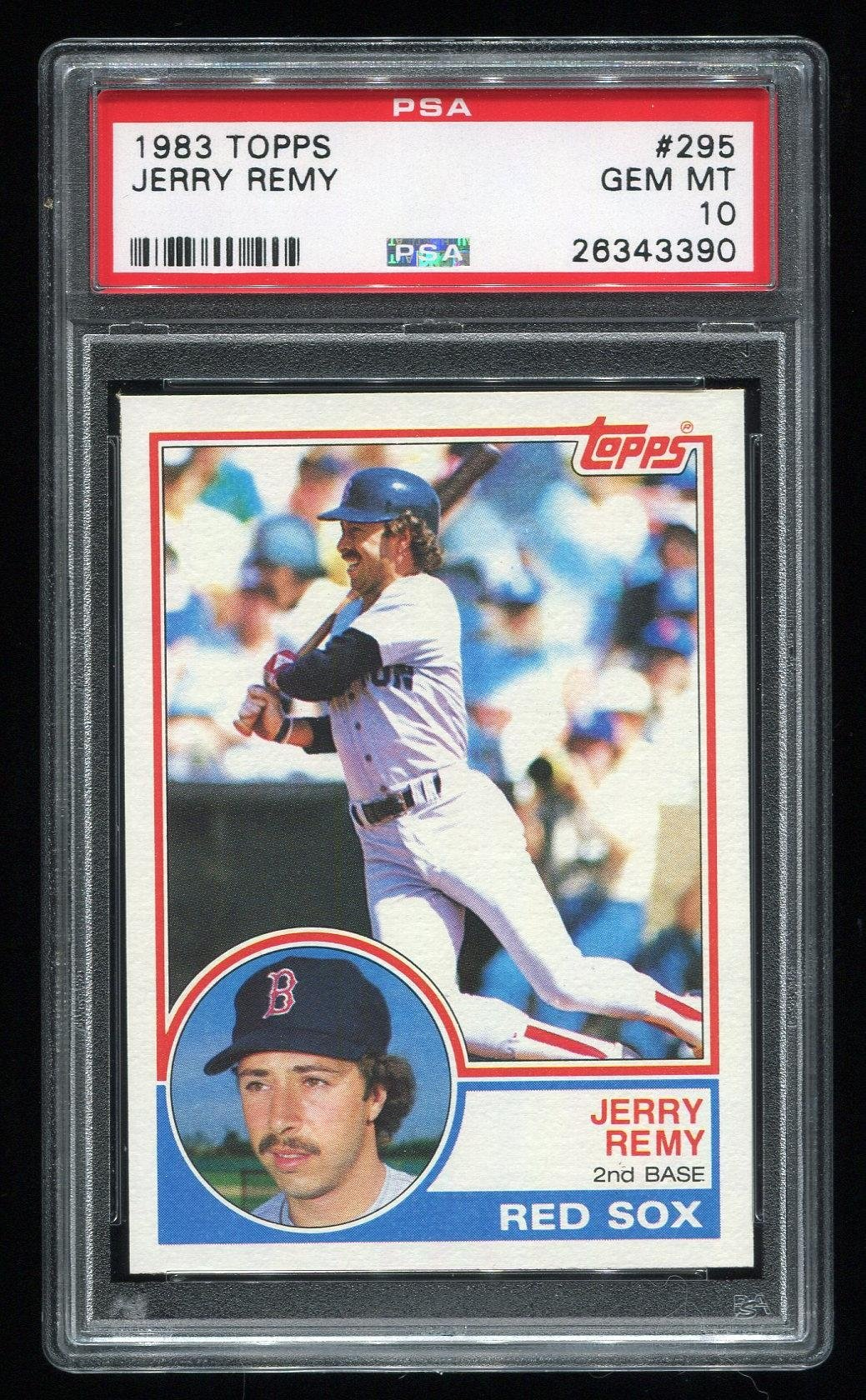 My Quest To Build A Graded 1983 Topps Baseball Set Page 4