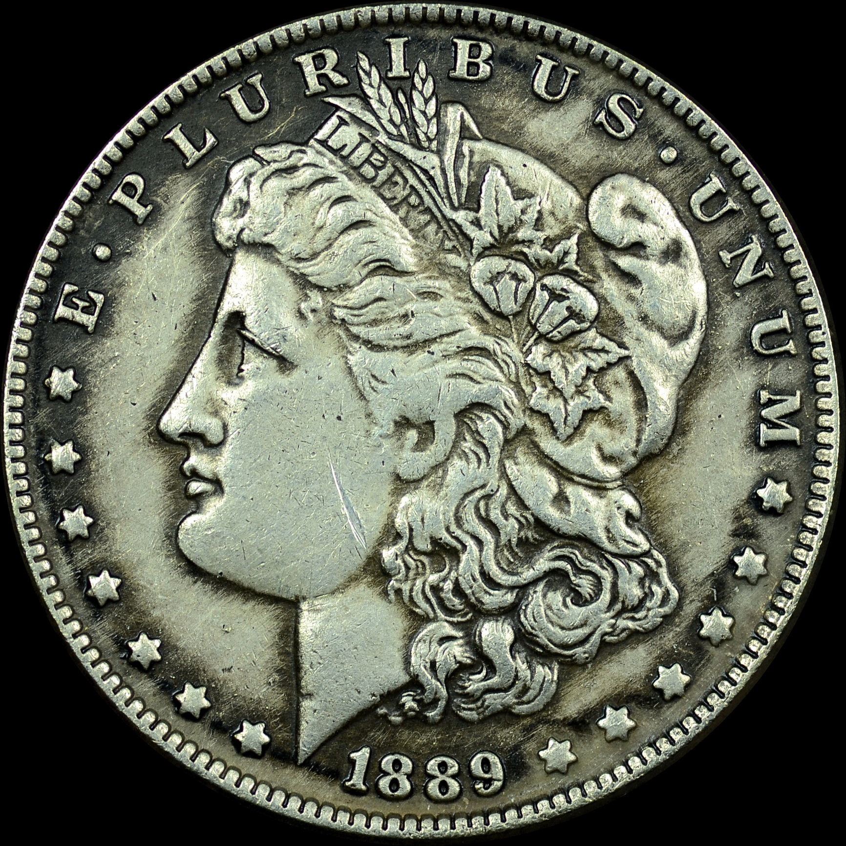 Fairly deceptive CC Morgan counterfeits arrived today — Collectors