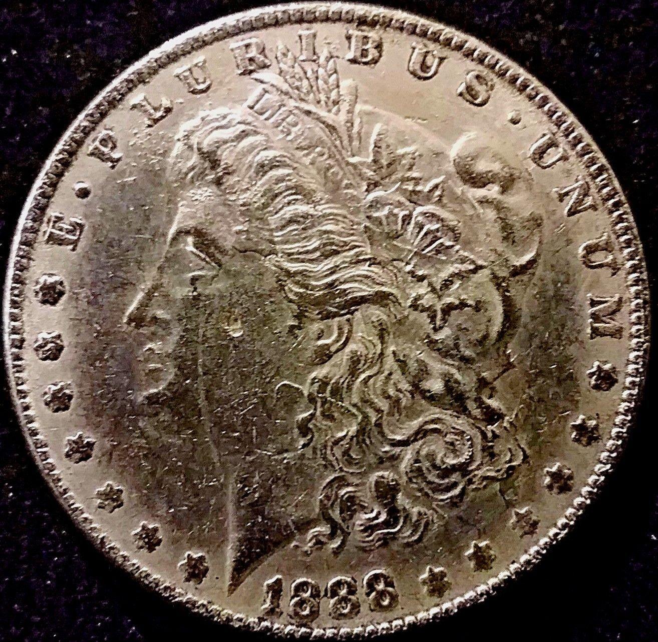 The Very Rare 1888 Cc Morgan Collectors Universe