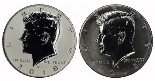 Is Light Finish 2018 S Kennedy Silver Reverse actually an