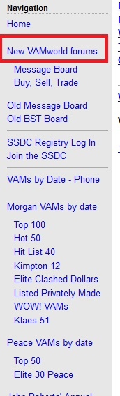 Is VAMWorld com Going Away on July 31? I Sure Hope Not: Valuable