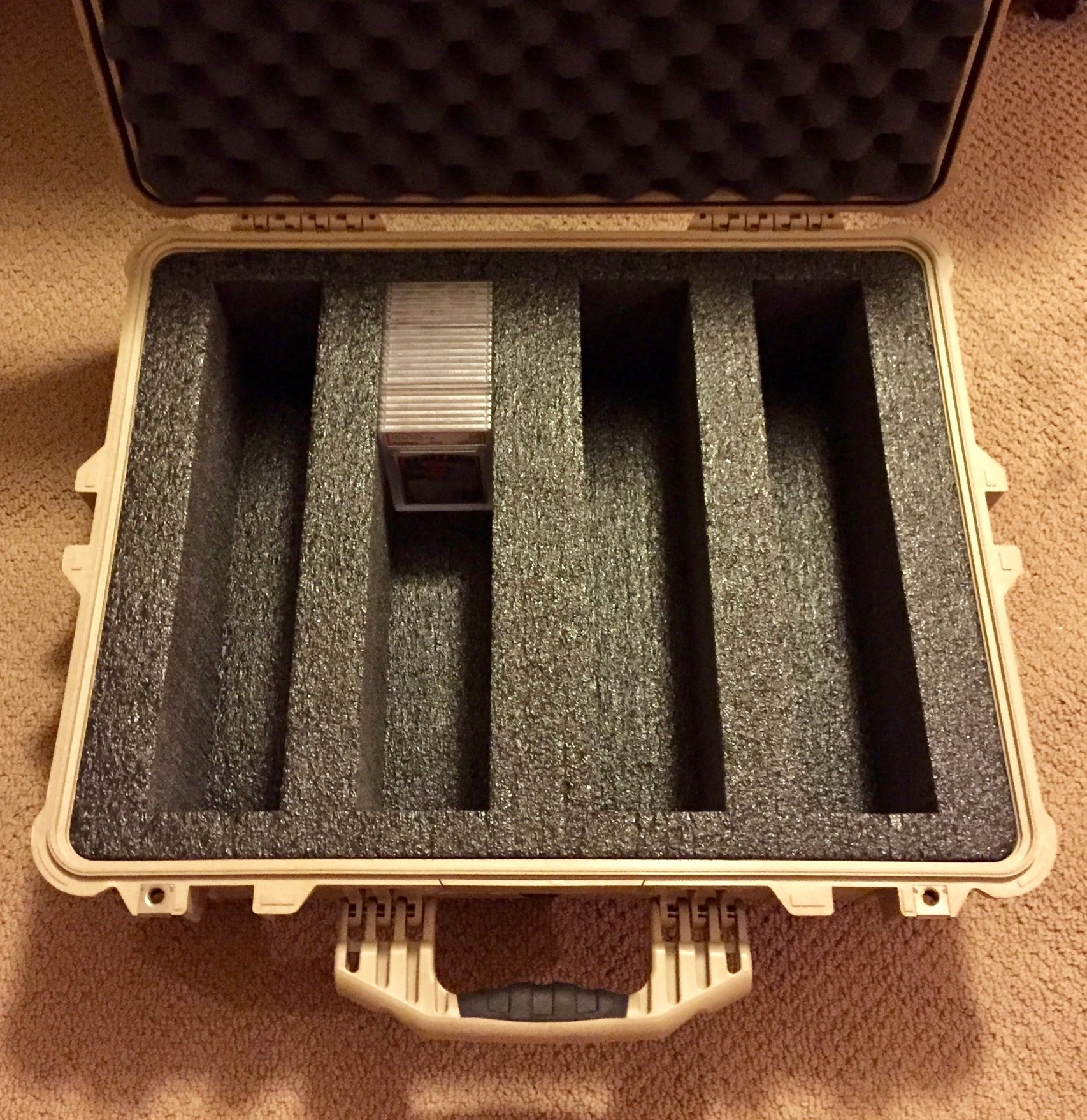 FS: Pelican 1600 Graded PSA Card Storage Case With Insert