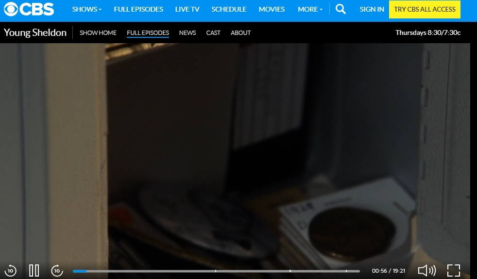 Coins on Television - Young Sheldon — Collectors Universe