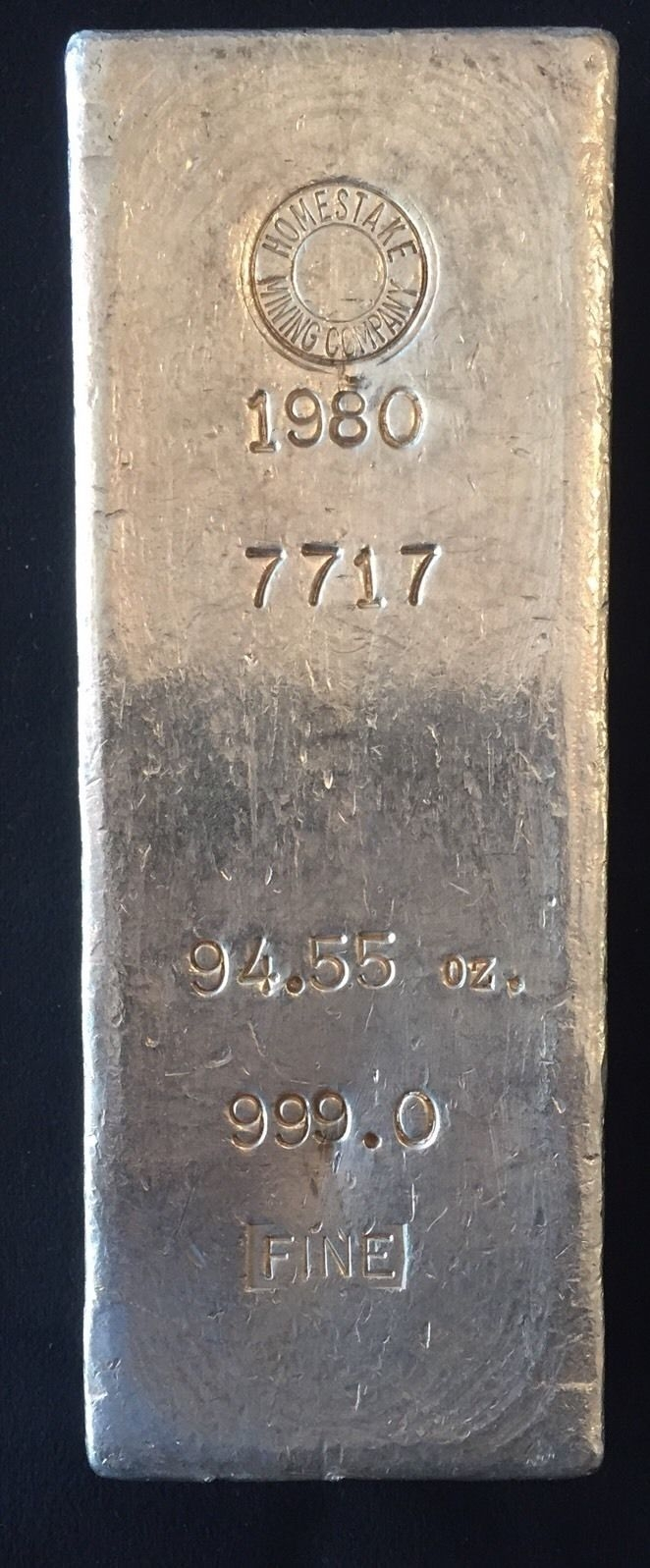 My Vintage Silver Bar Collection For Sale Collectors