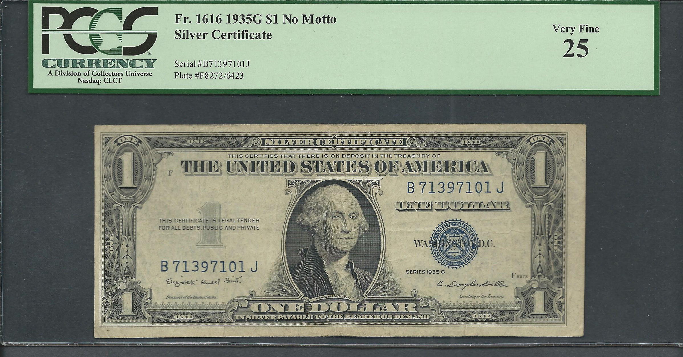 Silver Certificates For Sale Collectors Universe