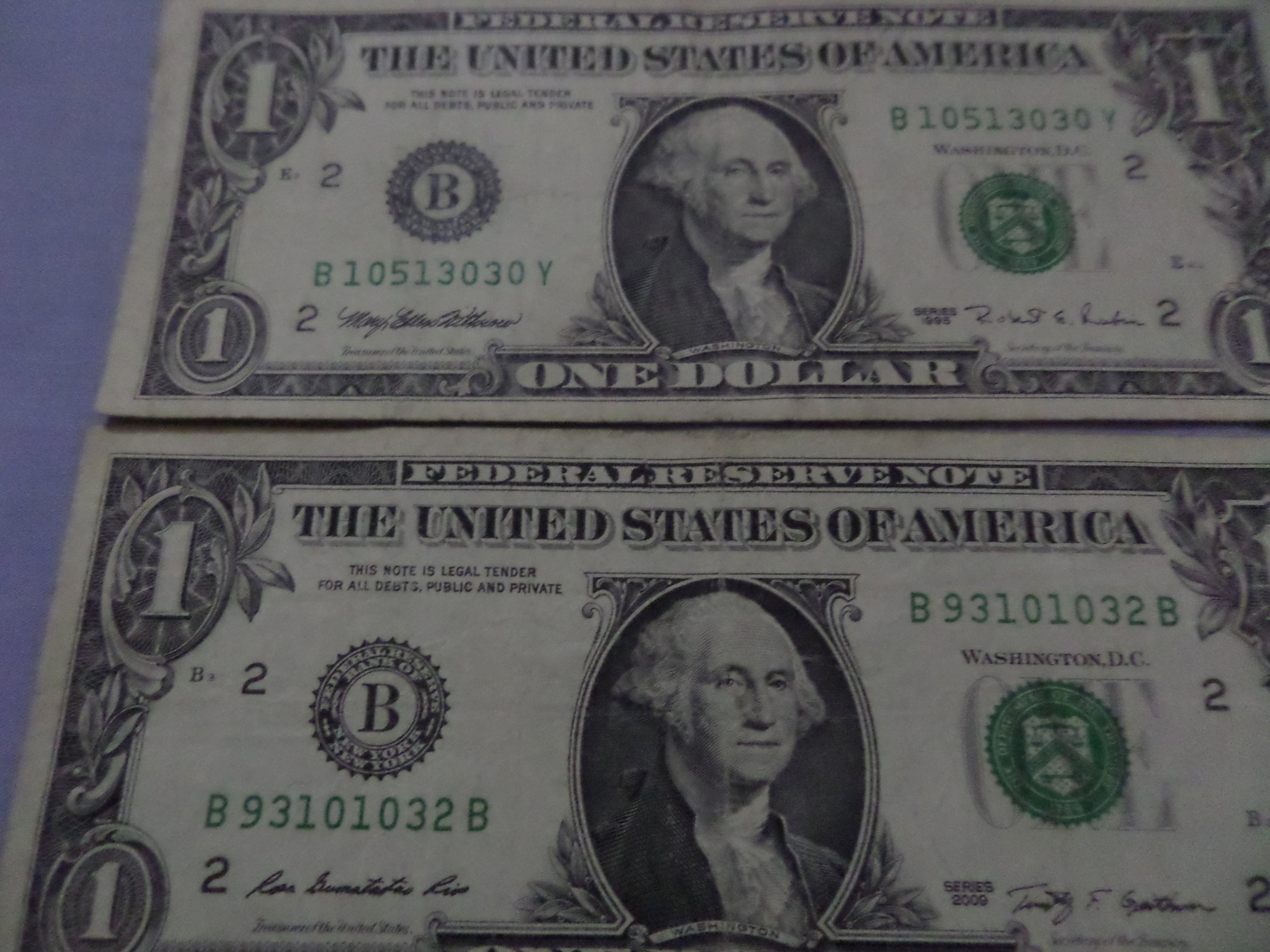 Help me to identify some of this serial numbers — Collectors