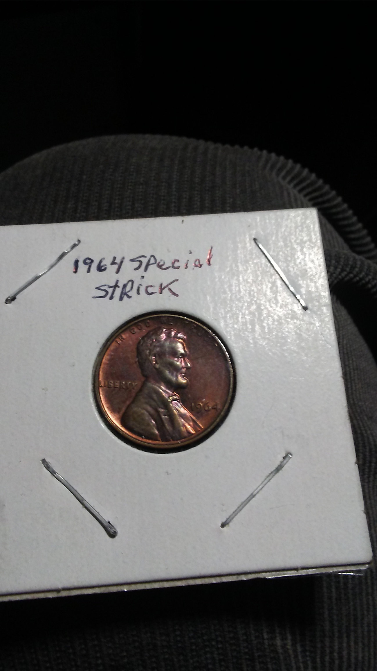 1964 special strike penny  — Collectors Universe