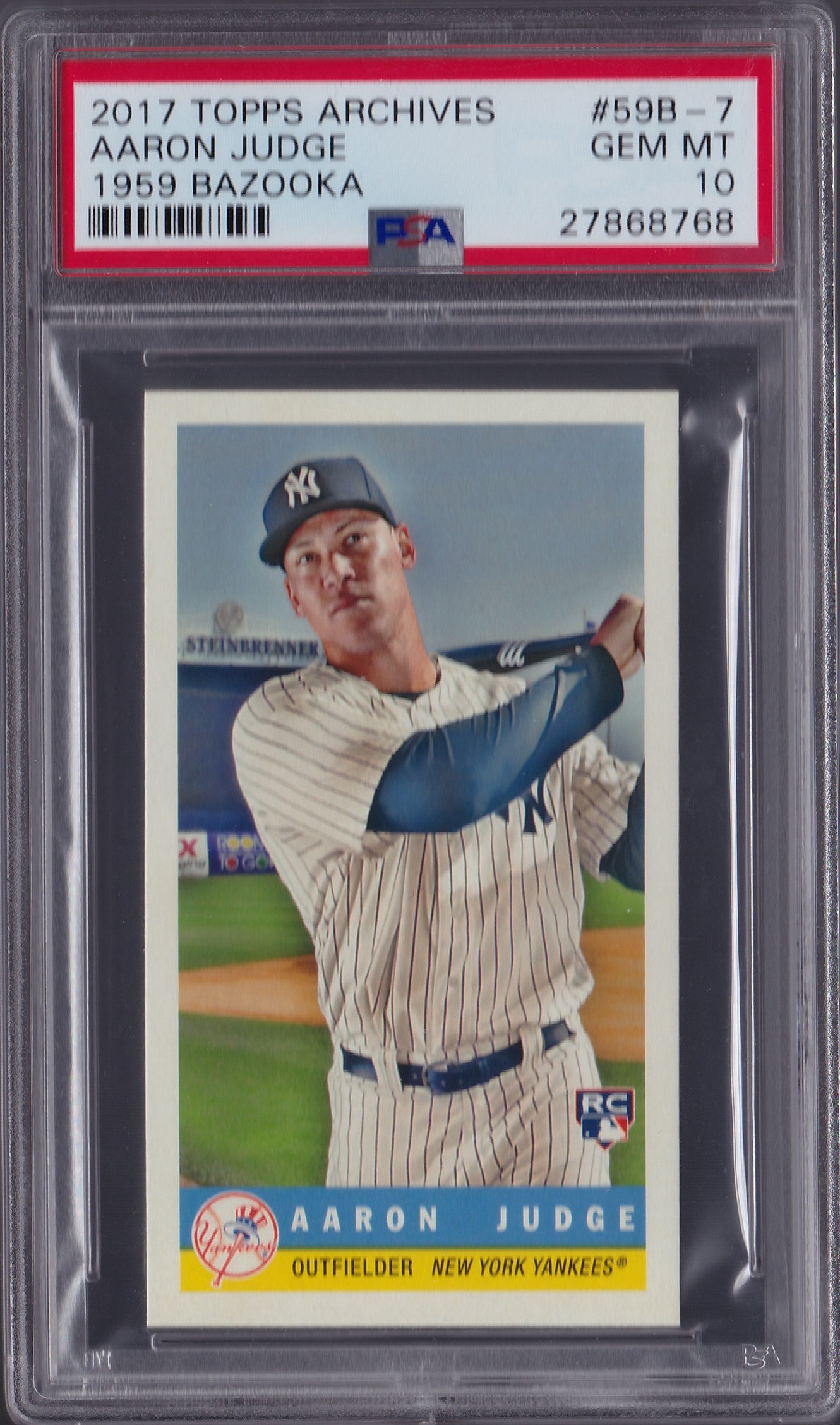 Which Aaron Judge Rcs Are The Best To Buy Collectors