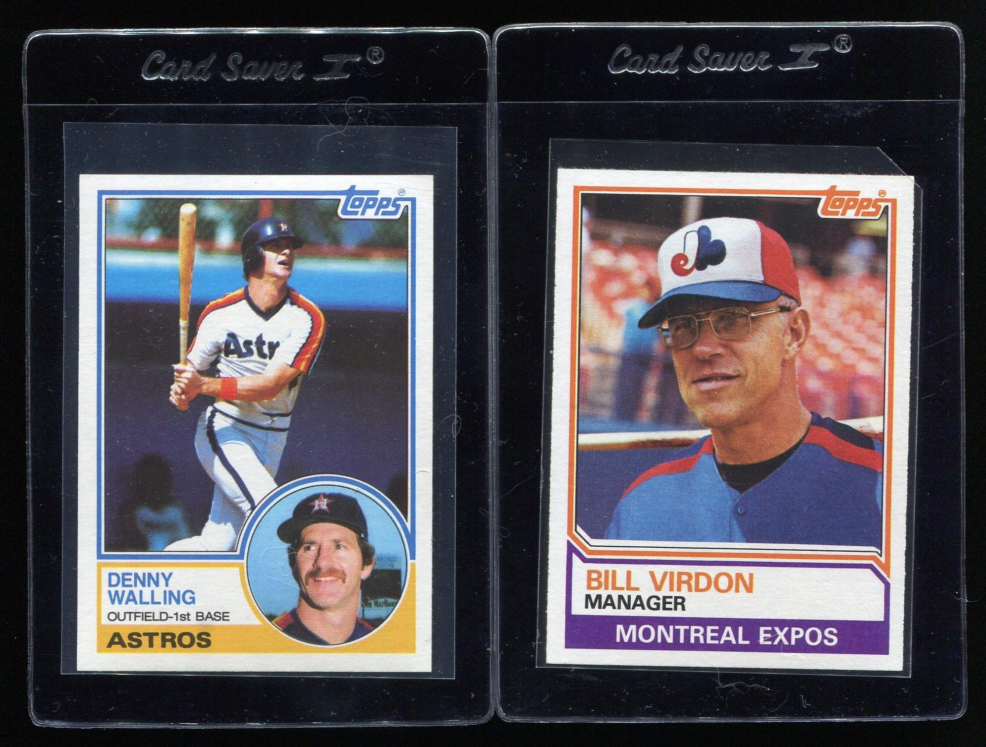 My Quest To Build A Graded 1983 Topps Baseball Set Page 5