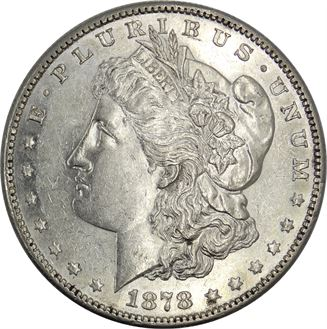 1878 S Morgan Silver Dollar GoToCoinAuctions 99 Cents NO Reserve