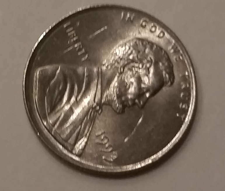 Anyone ever seen a 1993 reeded penny? — Collectors Universe