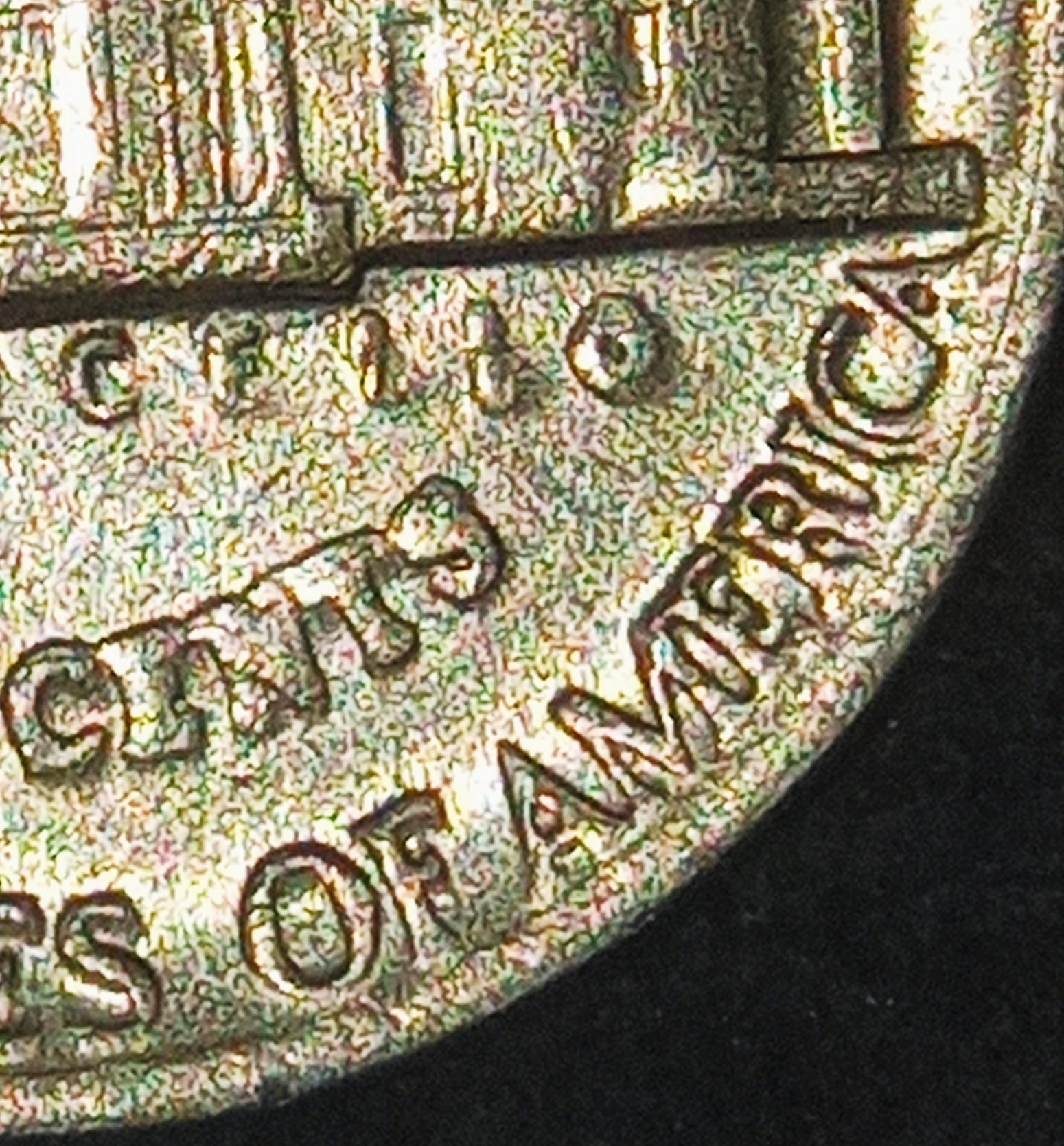 Jefferson nickel error 1984 — Collectors Universe