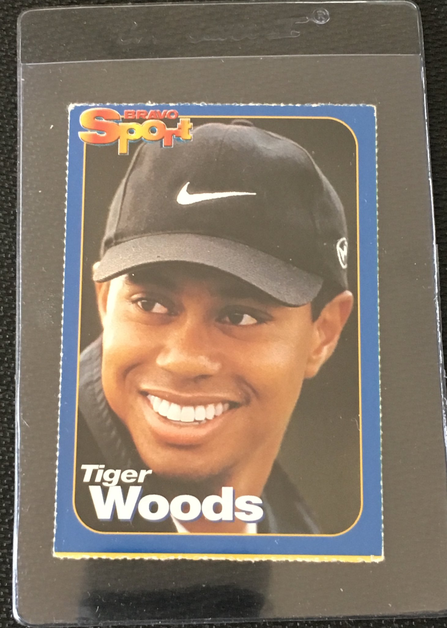 Tiger Woods Cards Collectors Universe