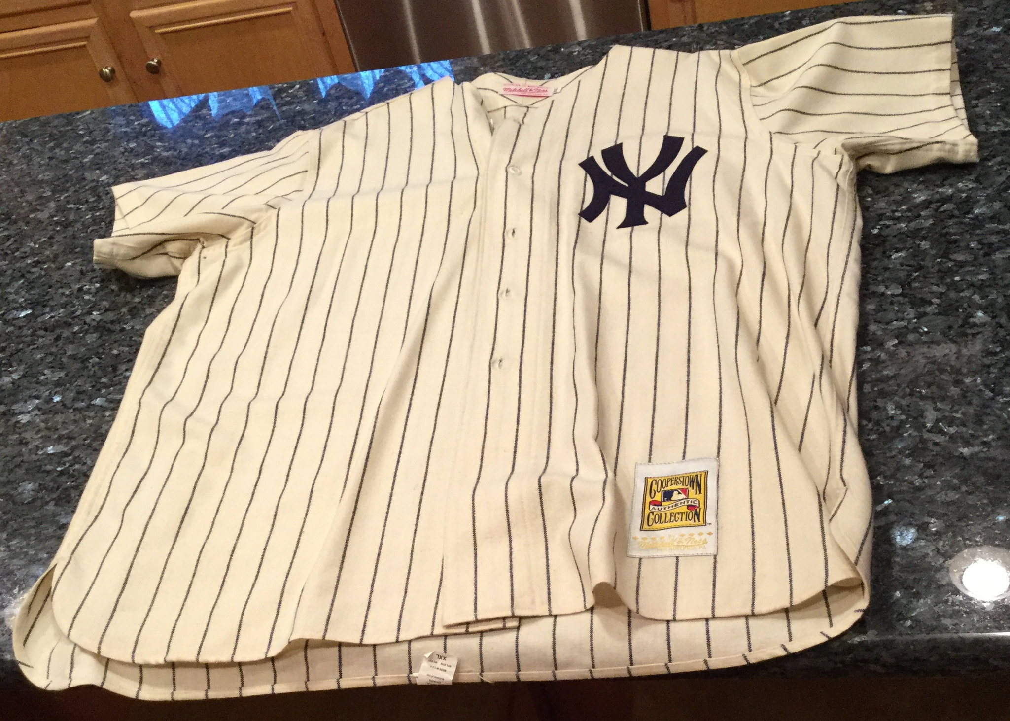 timeless design 8c2cd 8093e For sale or trade Mitchell and Ness 1951 Joe DiMaggio Jersey ...