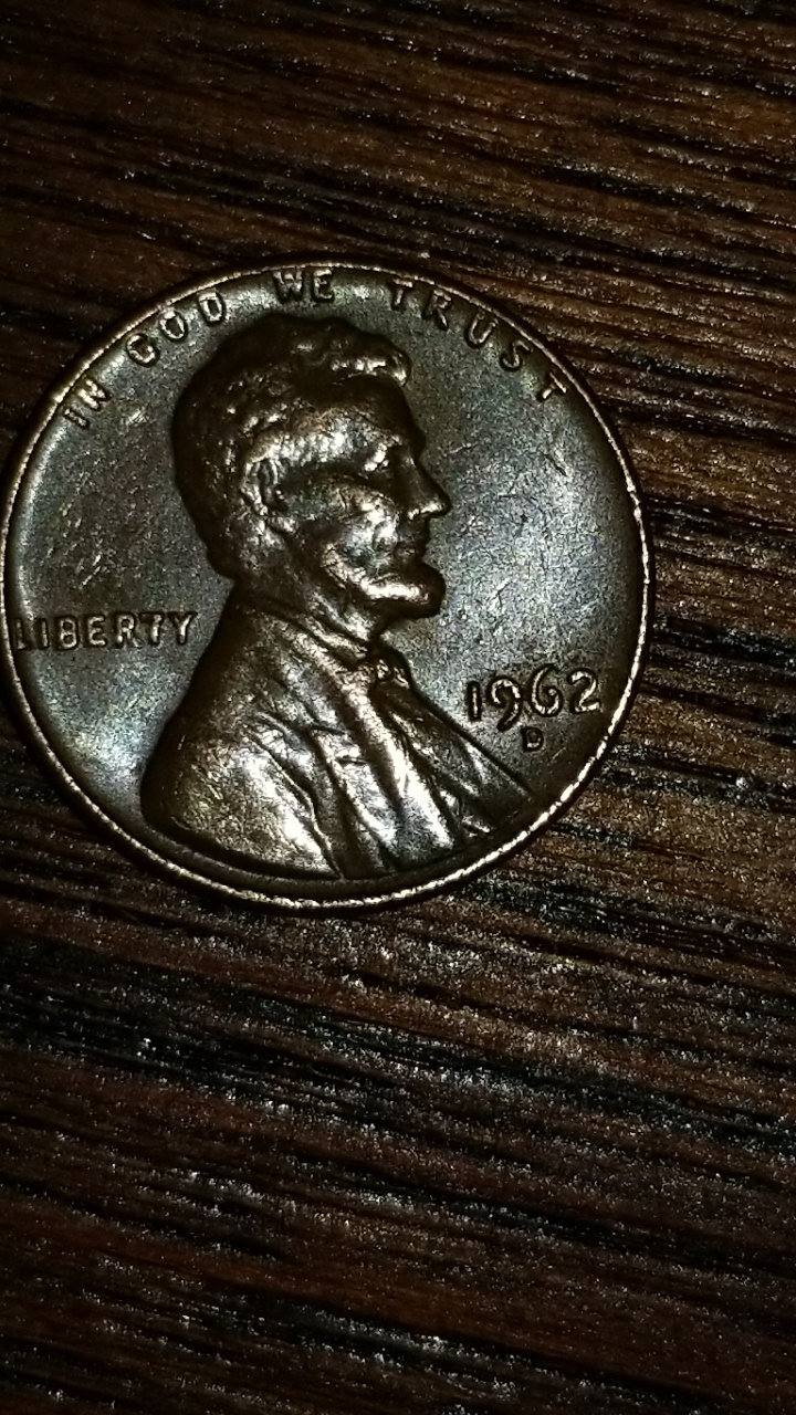 1962 Lincoln penny errors — Collectors Universe