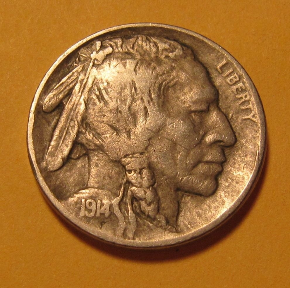 Question on 1914/3 Buffalo Nickel - Page 2 — Collectors Universe