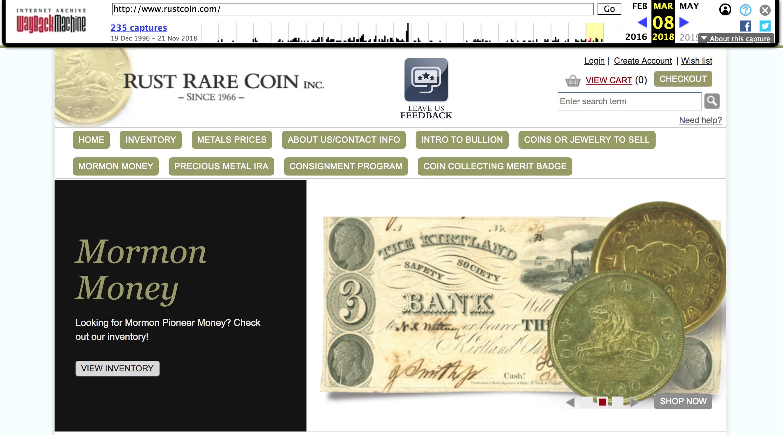 Utah Rare Coin Dealer Accused Of Running Multimillion
