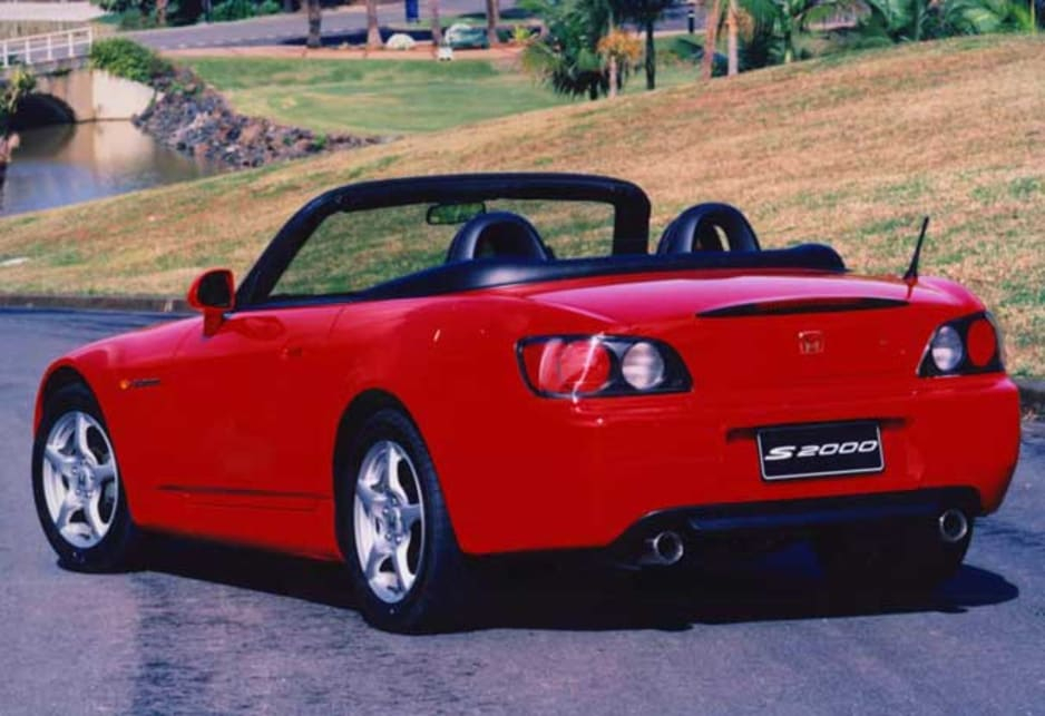 Honda S2000 and S2000 Type S — Hutch Forums