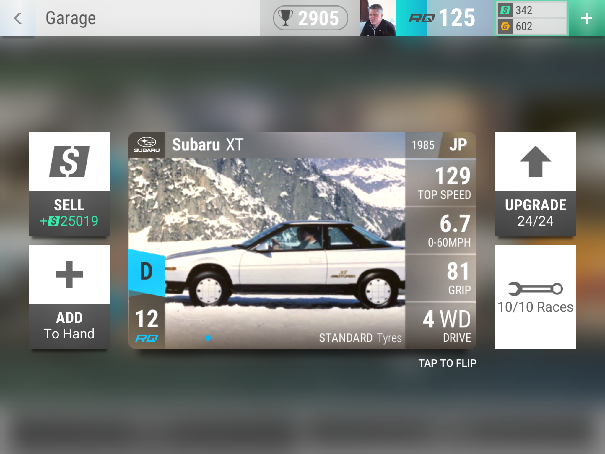 Incorrect car stats please post them here Page 2 — Hutch Games