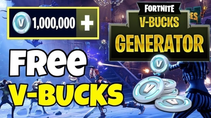 V Buck Generator With No Verification | Fortnite Account