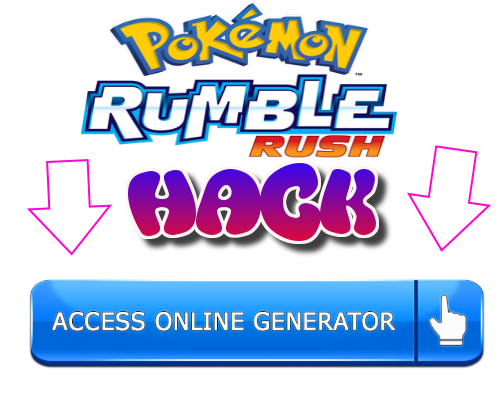 100% Working) Pokemon Rumble Rush Cheats - Hack for Gems x Coins