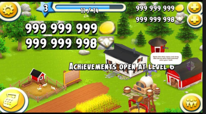 Hay Day 2019 Hack Cheats Unlimited Coins and Diamonds
