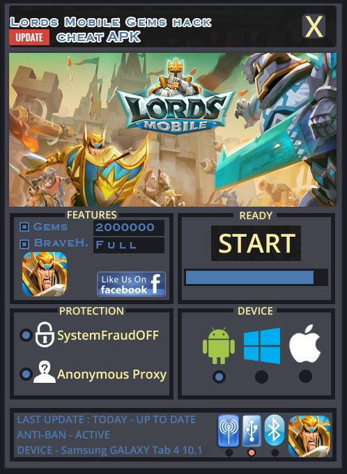 lords mobile ios cheats