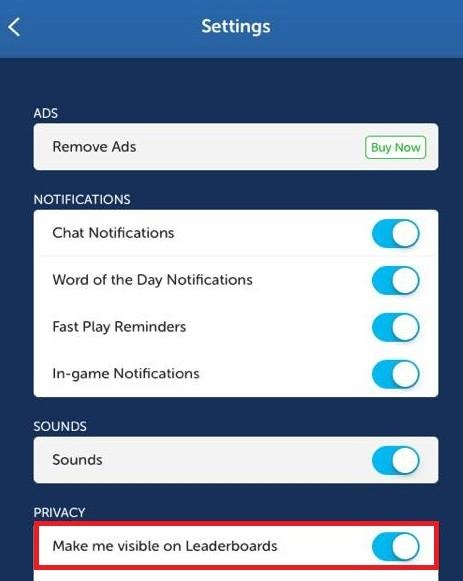 How To Delete Weekly Challenge Prompt Words With Friends