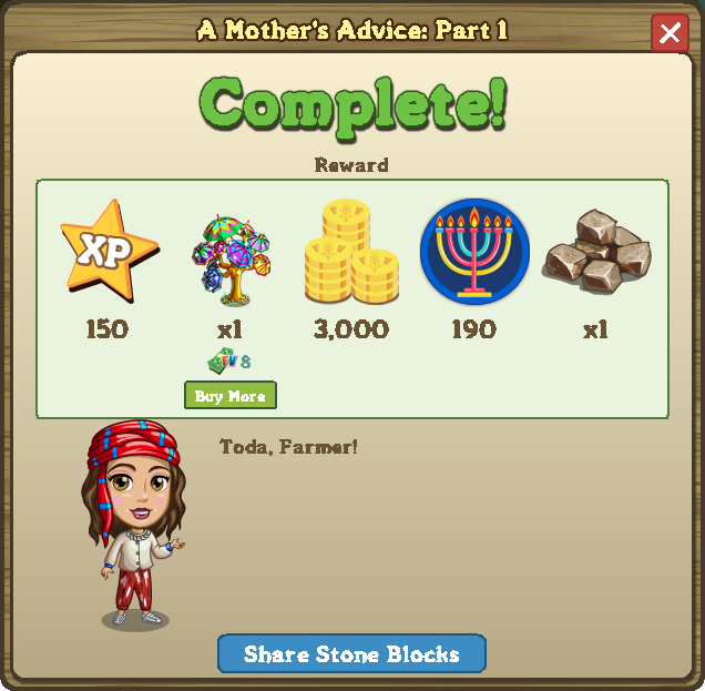 Walkthrough: Old World Expedition Chapter 4: A Mother's Advice Quest