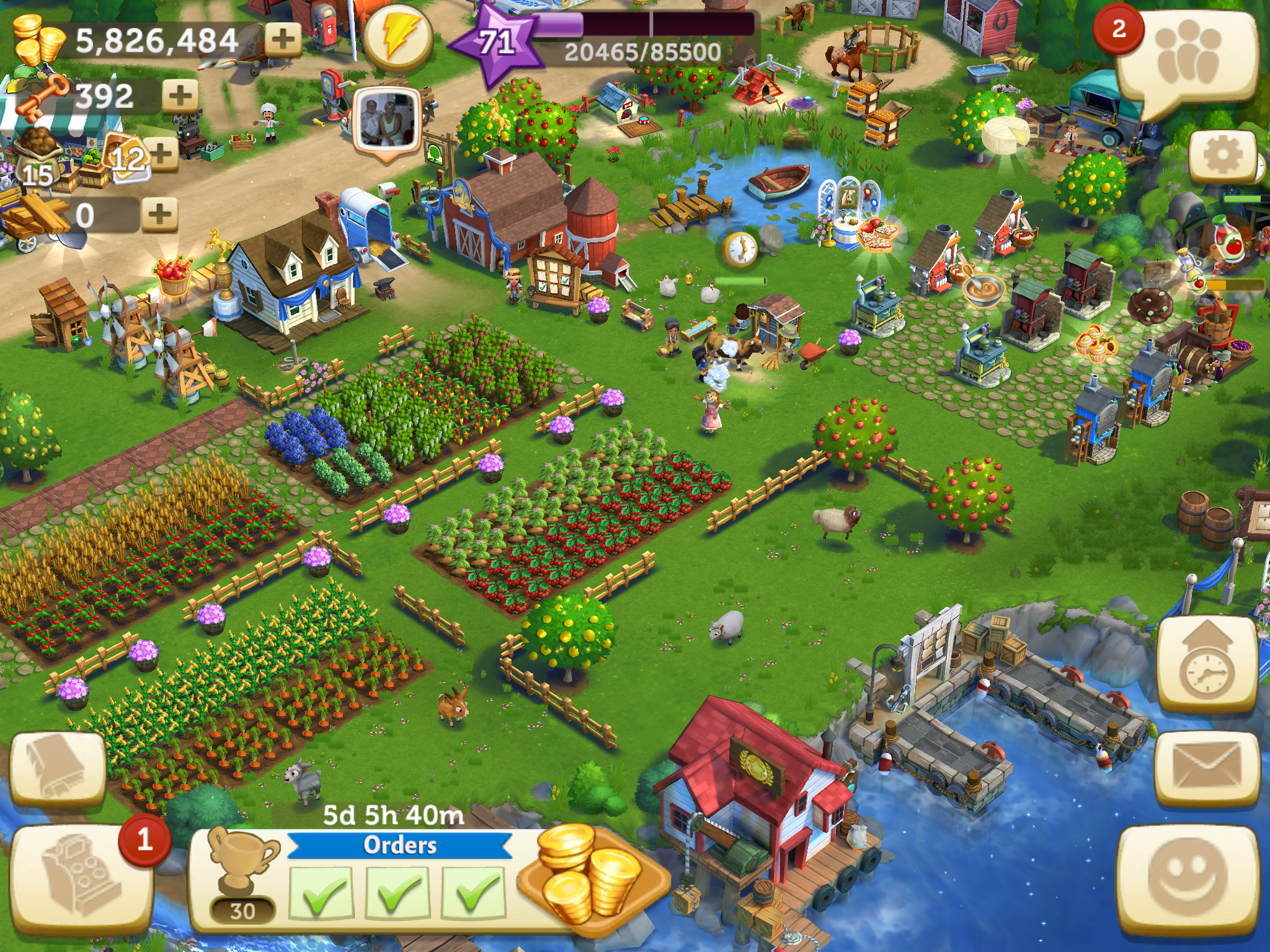 How to succeed with leaderboard events farmville 2 for Farmville 2 decorations