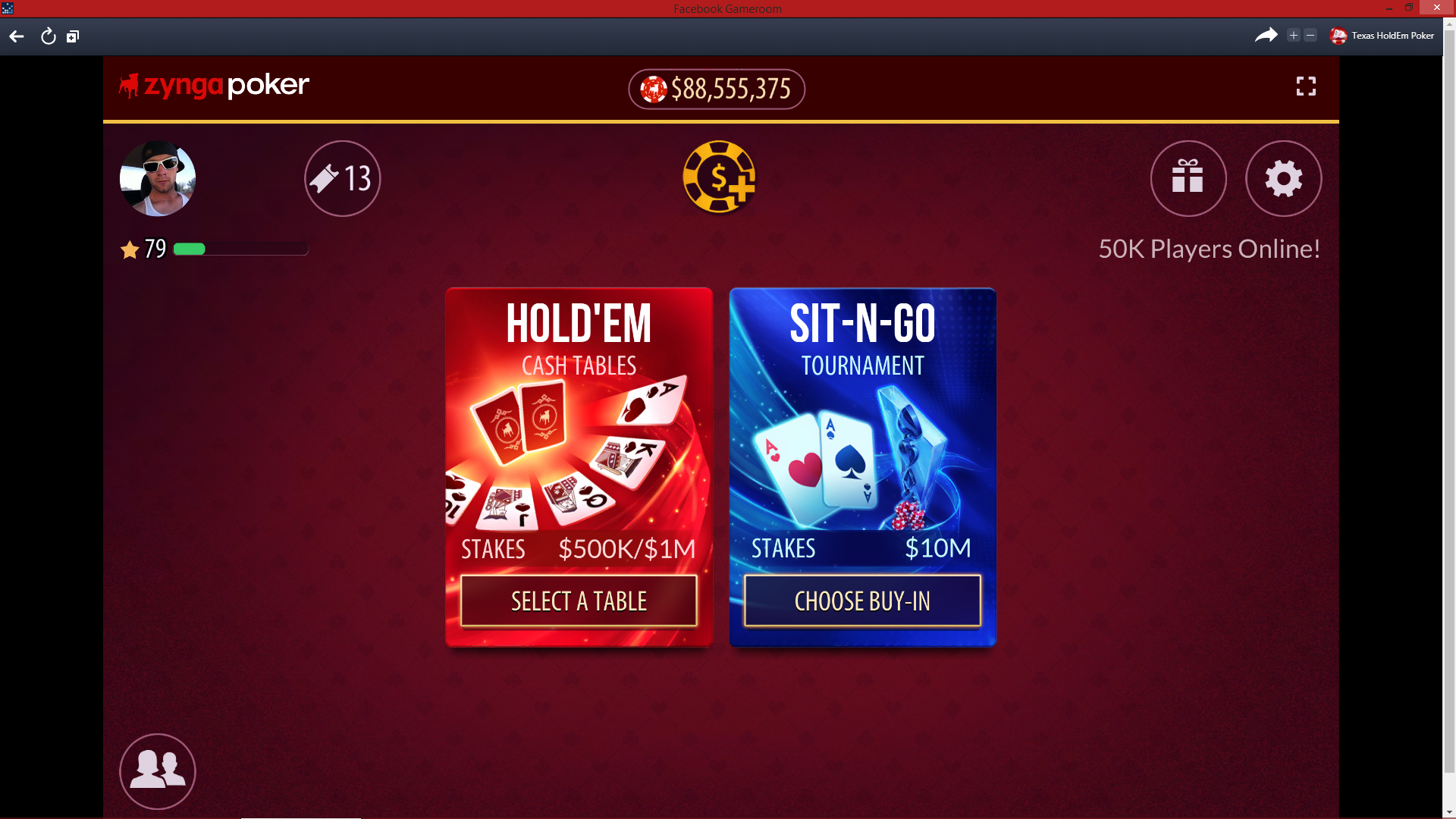 Game Doesn't Load Properly — Zynga Poker