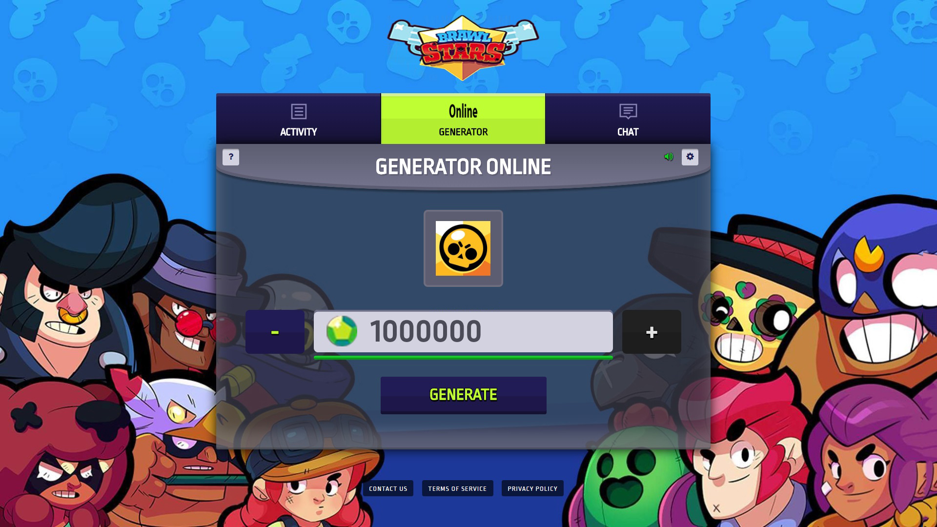 Brawl Stars Gems and coins unlimited Cheat hack without human