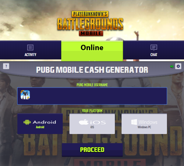 Free UC and BP in PUBG Mobile No Human Verification 2019