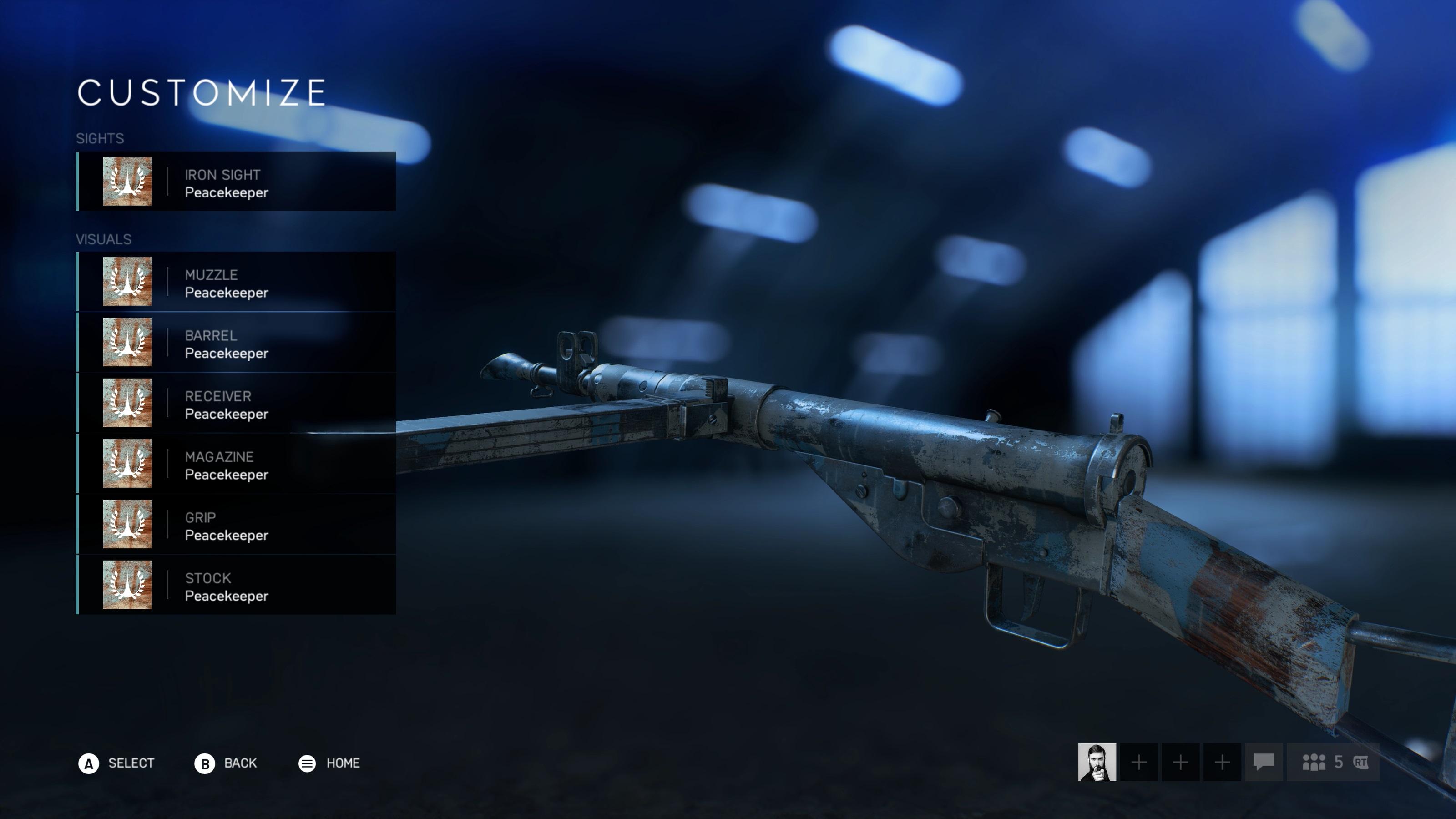 battlefield v deluxe edition skins