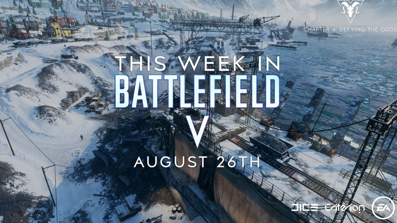 This Week in Battlefield V - August 26th Edition