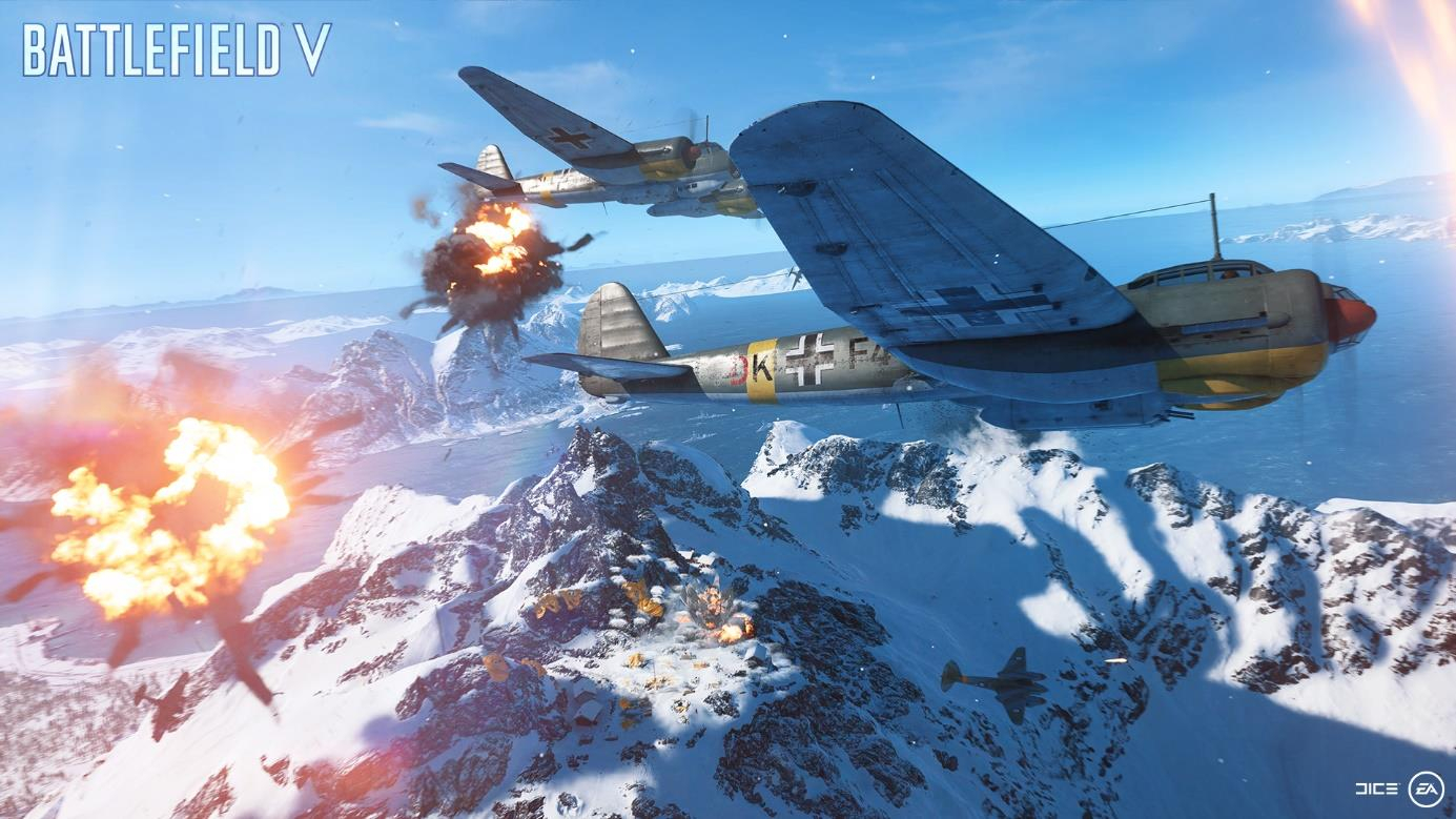 Battlefield V Tides of War Chapter 3 Trial by Fire Update #3
