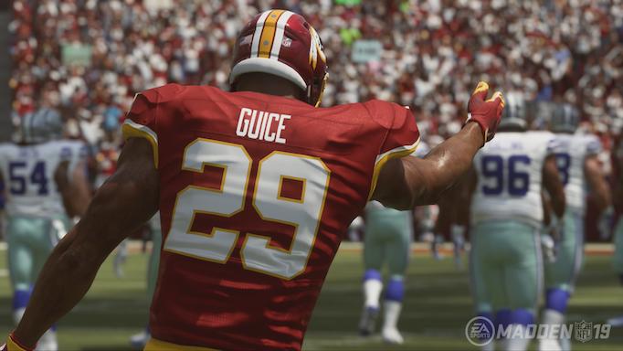 Madden NFL 19 Ratings  — EA Forums