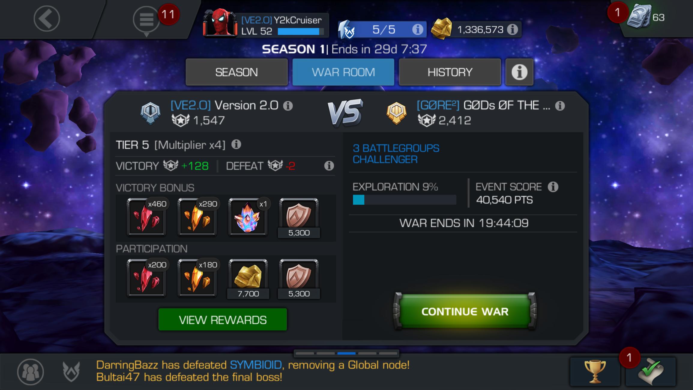 Matchmaking 9,0
