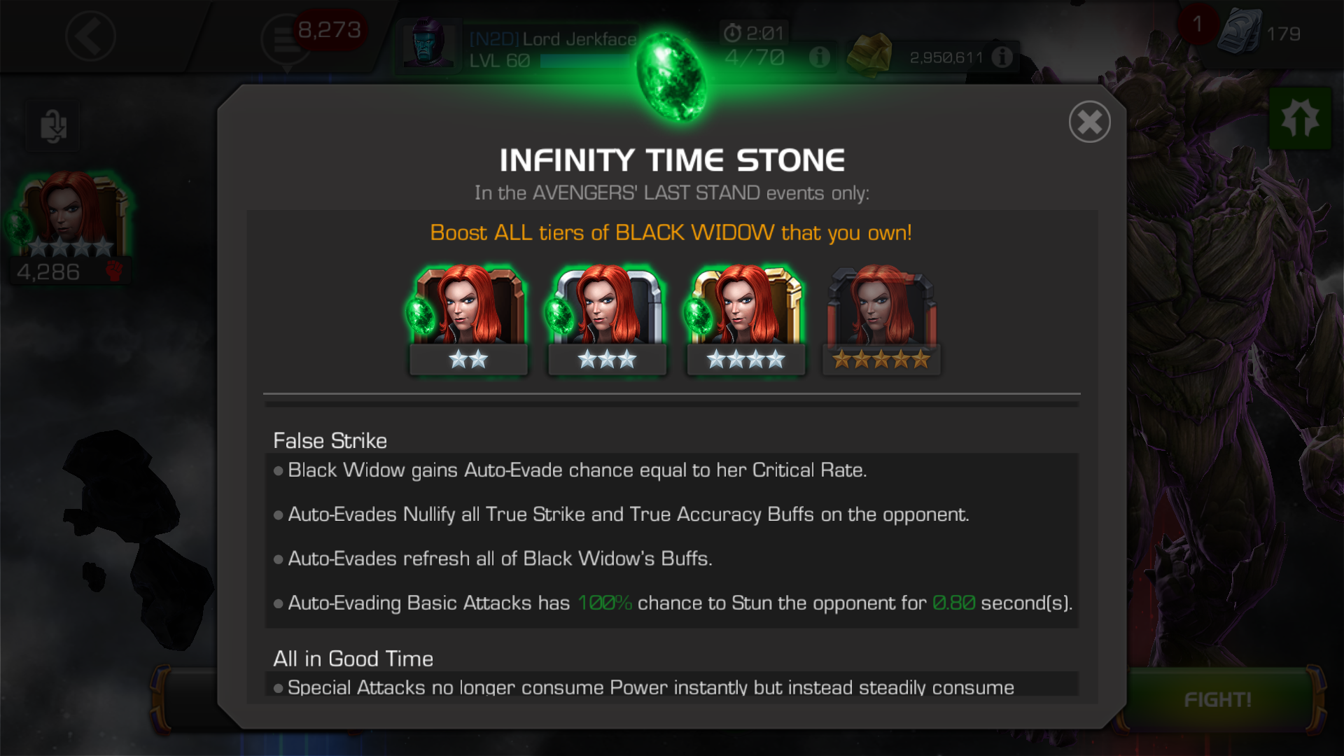 Is the Time stone bugged, or are these effects intended